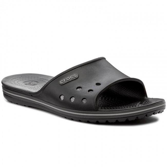 Papucs CROCS - Crocband II Slide 204108 Black Graphite - Hétköznapi ... 618dee5a05