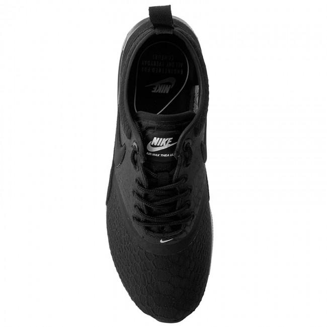 Cipők NIKE Air Max Thea Ultra Se 881118 001 BlackBlackWhite