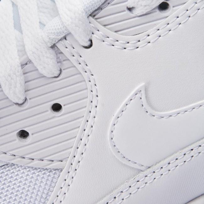 2f2ee87e49 Cipők NIKE - Air Max 90 Essential 537384 111 White/White/White/White ...