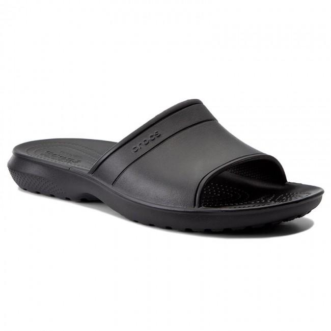 Papucs CROCS - Classic Slide 204067 Black - Hétköznapi papucsok ... d9949fe4c5