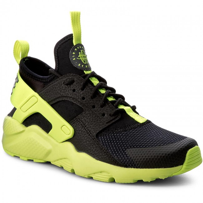 huge selection of e30a2 96941 Cipők NIKE - Air Huarache Run Ultra Gs 847569 006 Black Volt Dark Grey