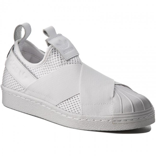 Cipők adidas - Superstar Slip On W BY2885 Ftwwht Ftwwht Cblack ... e13383b30a