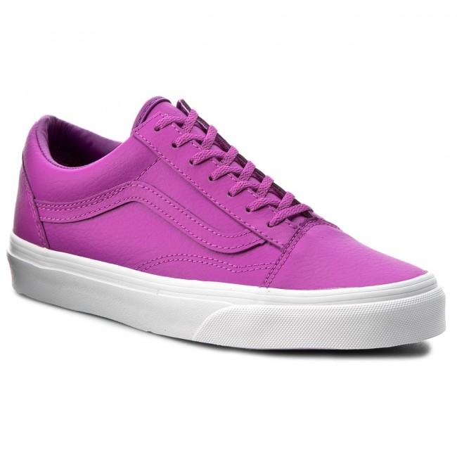 Teniszcipő VANS - Old Skool VN0A38G1MW5 (Neon Leather) Neon Purpl ... 8a4e8c5a45