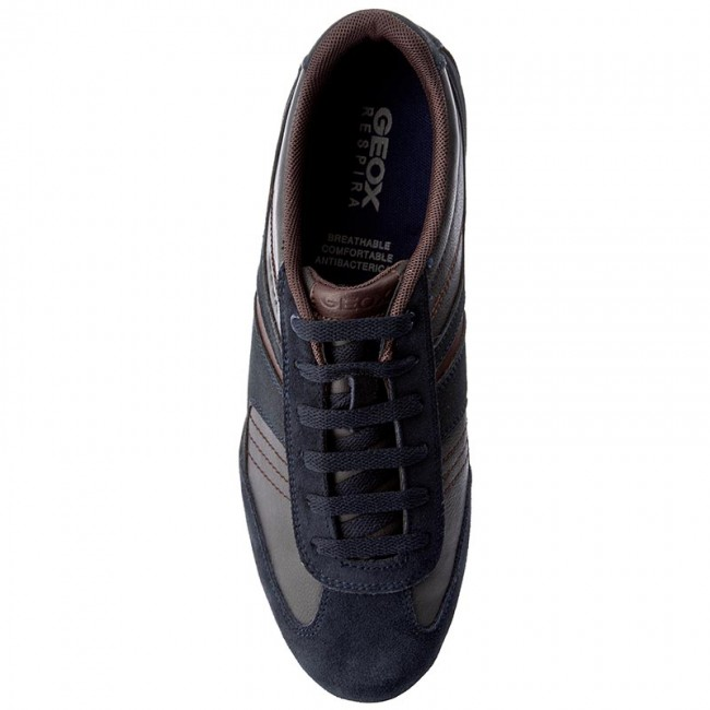 4a8767c32dbf Sportcipő GEOX - U Garlan A U743GA 0BC22 C4002 Navy - Sneakers - Félcipő -  Férfi - www.ecipo.hu