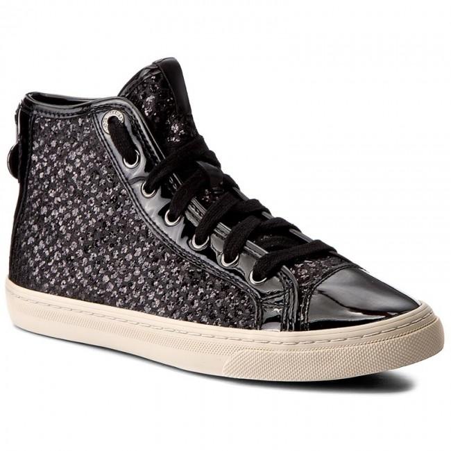 Sportcipő GEOX - D N. Club E D5458E 0EWHH C9997 Black - Sneakers ... a9348f7bdd