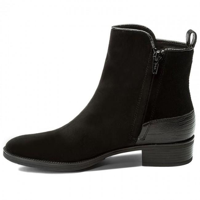 Magasított cipő GEOX - D Meldi Np Abx B D746SB 00022 C9999 Black -  Magasított cipők - Csizmák és egyebek - Női - www.ecipo.hu aaa8e8c455