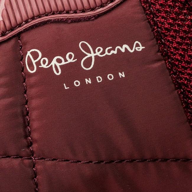Sportcipő PEPE JEANS - Tinker Bold 17 PMS30378 Bordeaux 298 ... 236db0eec4