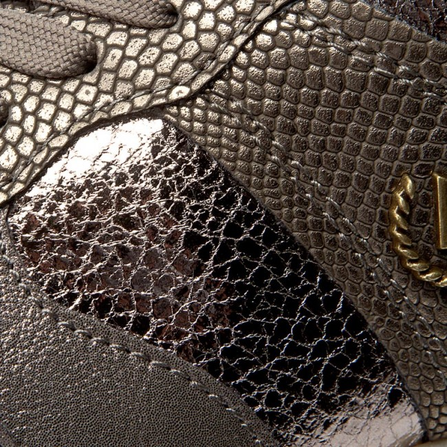Sportcipő BUGATTI - 422-27601-5050-9014 Metallics Taupe - Sneakers ... 4f17125a41