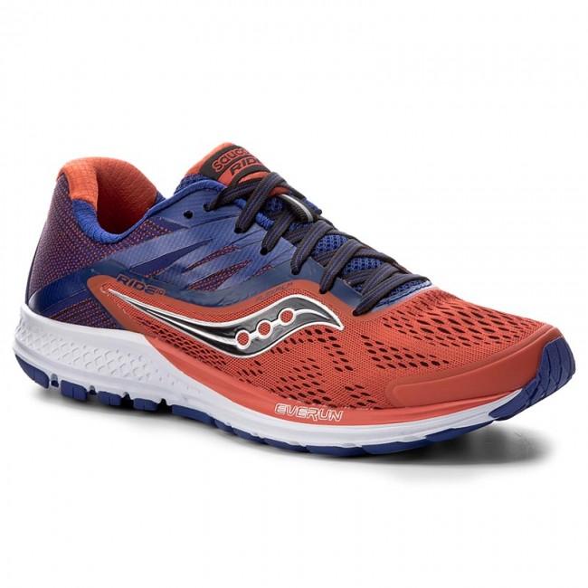 Cipők SAUCONY - Ride 10 S20373-4 Org Blu - Edzőcipők - Futócipők ... 325fe978f7