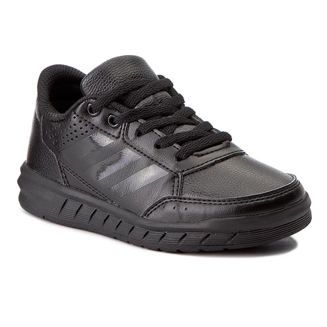 Cipők adidas - AltaSport K BA9541 Cblack Cblack - Fűzős - Félcipő ... 02ce3eb76a