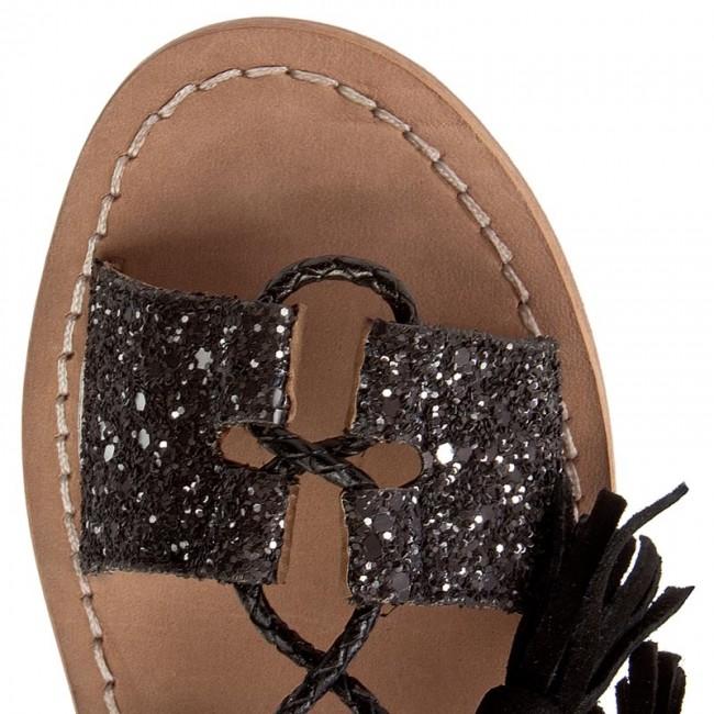 Szandál PEPE JEANS - Malibu Glitter PLS90241 Black 999 - Hétköznapi  szandálok - Szandálok - Papucsok és szandálok - Női - www.ecipo.hu 17bc6d7fcd