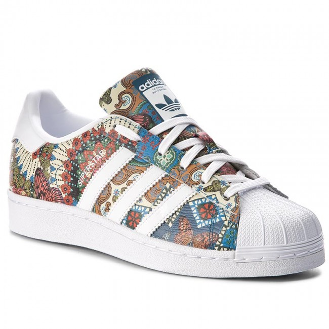 Cipő adidas - Superstar W BY9178 Ftwwht Ftwwht Nobtea - Sneakers ... 4368074745