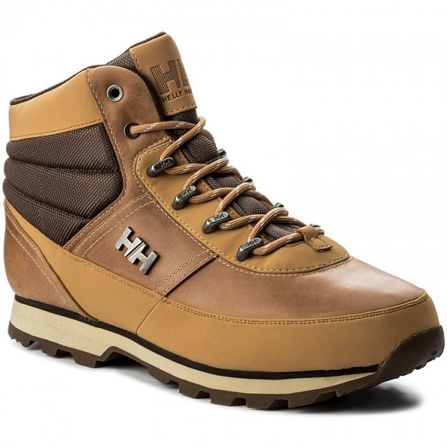 Bakancs HELLY HANSEN - Woodlands 108-23.726 Honey Wheat Slate Black Dark  Earth 101a60d41d