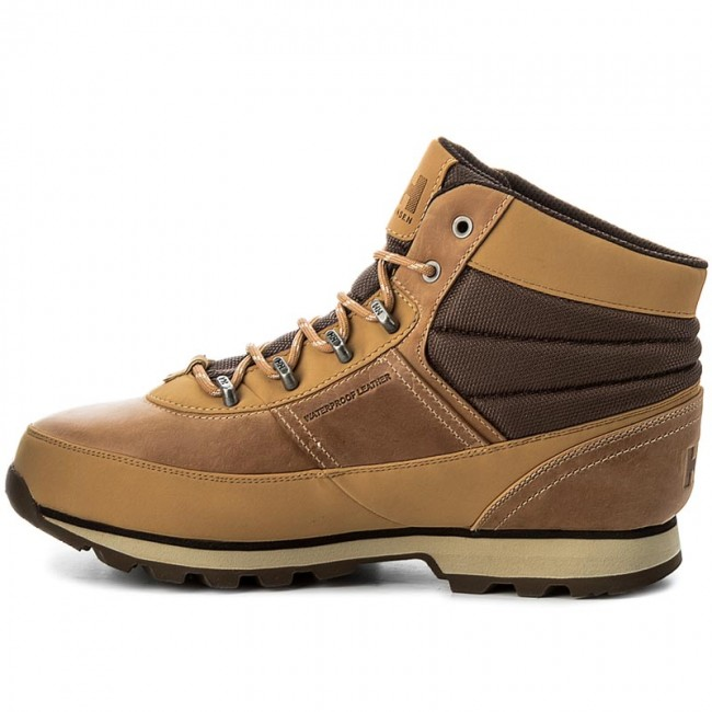 Bakancs HELLY HANSEN Woodlands 108 23.726 Honey WheatSlate BlackDark EarthCofee Bean