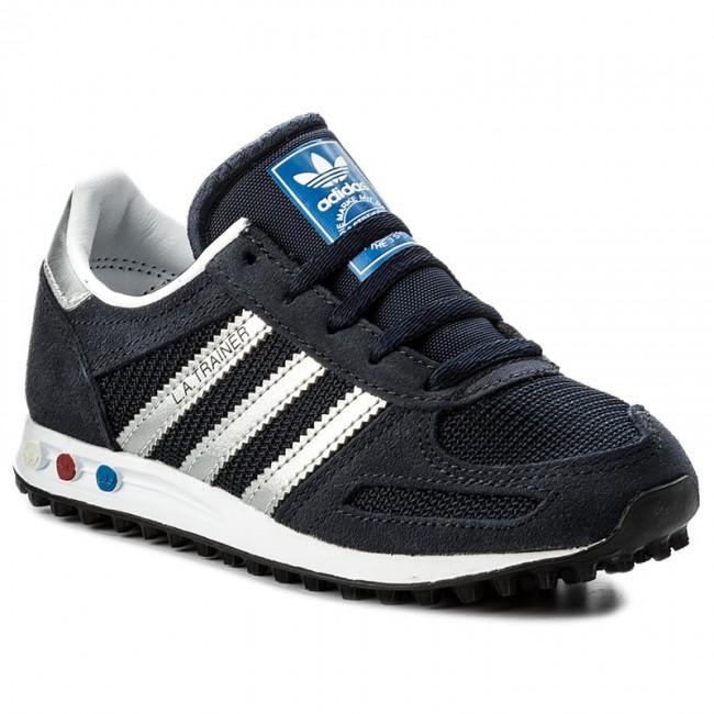 Adidas Cipő C Bz0149 Trainer La Félcipő Leginksilvmtftwwht WxCordBe