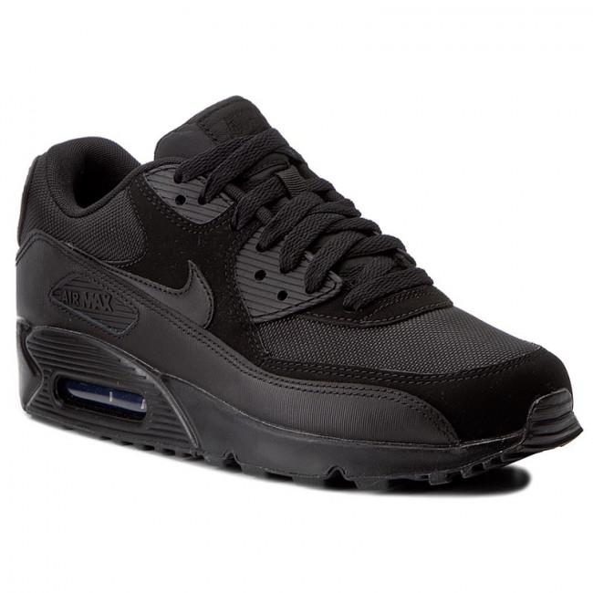 Cipők NIKE - Air Max 90 Essential 537384 090 Black Black Black Black ... ced8253d80