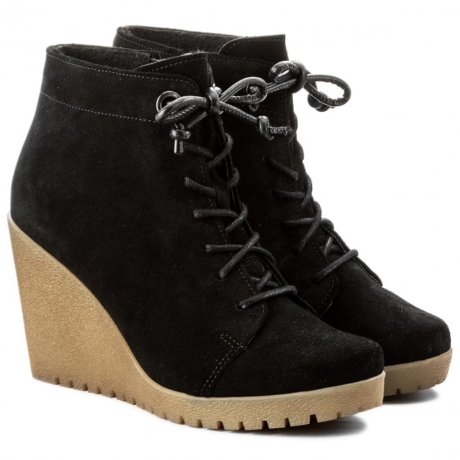 Magasított cipő GINO ROSSI - Tesa DBI596-774-4900-9900-0  99 - Bokacsizmák - Csizmák és egyebek - Női