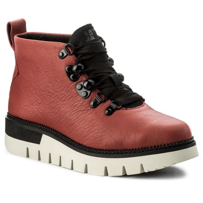 Magasított cipő CATERPILLAR - Imprint P309958 Red - Magasított cipők ... 1f45886b16