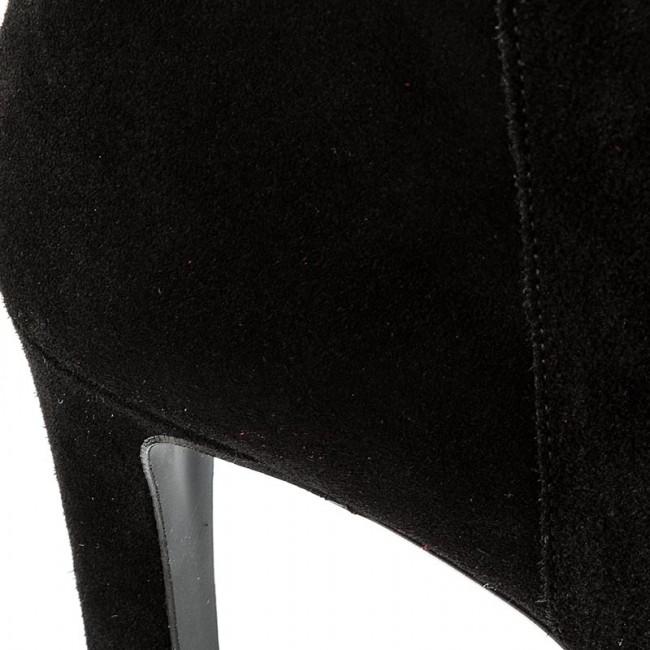 Magasított cipő HÖGL - 4-106612 Black 0100 - Magasított cipők ... ae29c7d855