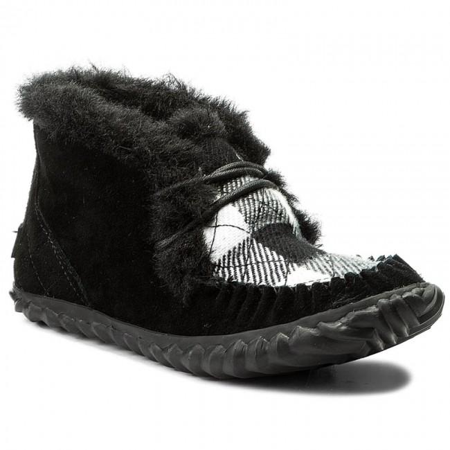 Magasított cipő SOREL - Out N About Moc NL2717 Black 010 ... 2c46c47b43