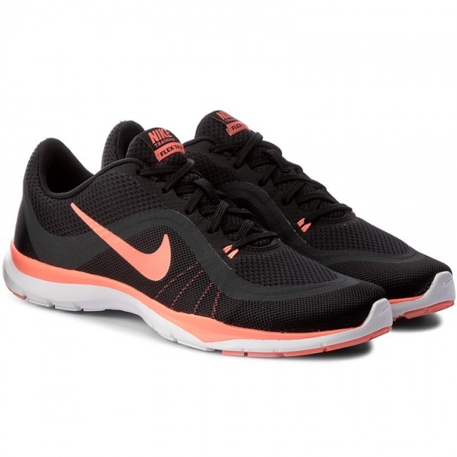 Cipők NIKE Flex Trainer 6 831217 011 BlackLava Glow