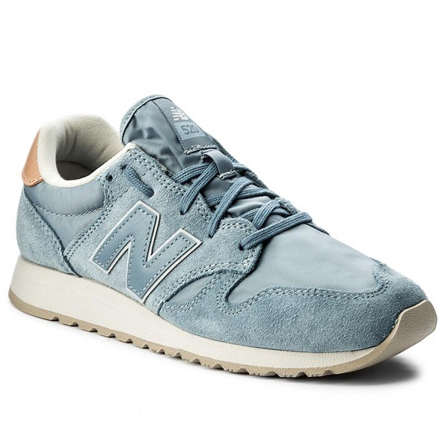 Sportcipő NEW BALANCE - WL520BL Kék - Sneakers - Félcipő - Női - www ... 9d1a1f8bf5