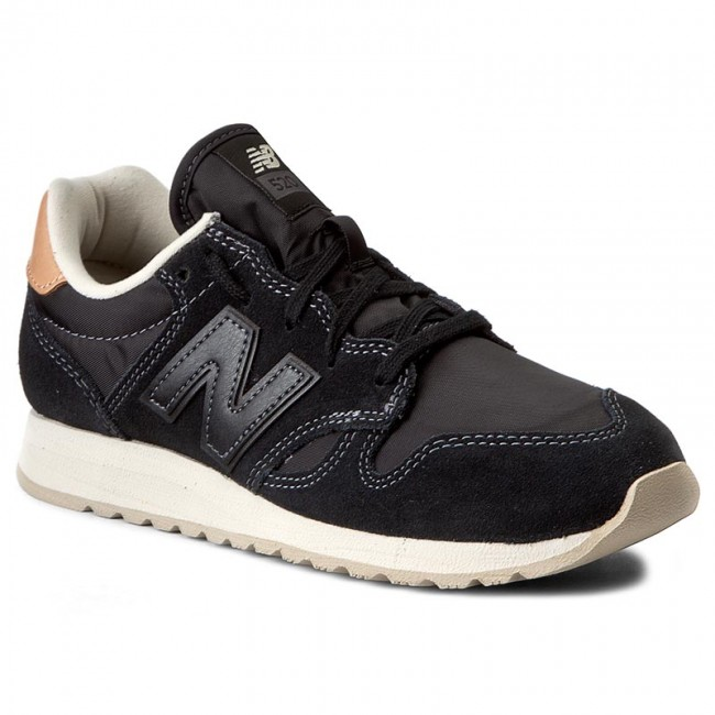 Sportcipő NEW BALANCE - WL520BK Fekete - Sneakers - Félcipő - Női ... 40a89ea637