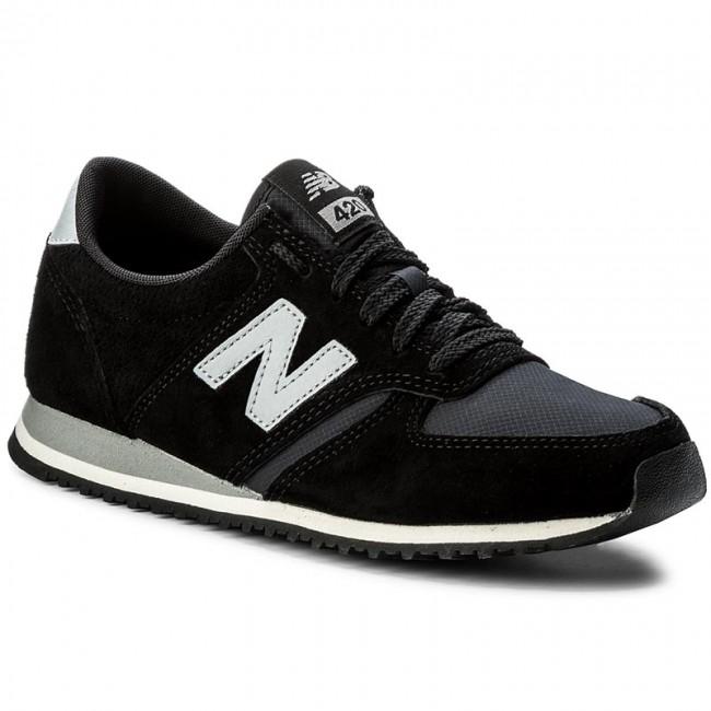 Sportcipő NEW BALANCE - U420PKB Fekete - Sneakers - Félcipő - Női ... 2d25c4ce80