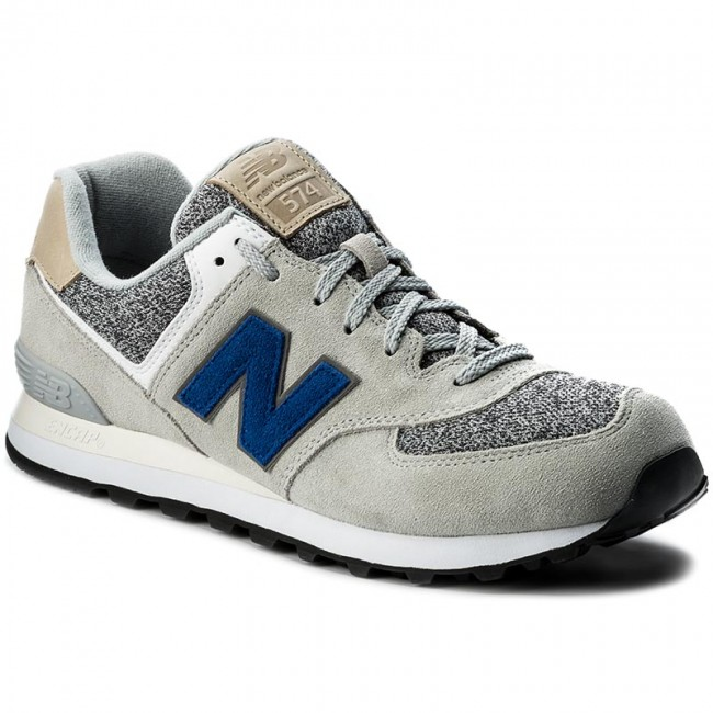 Sportcipő NEW BALANCE - ML574VAH Szürke - Sneakers - Félcipő - Férfi ... 63dcfc14bd