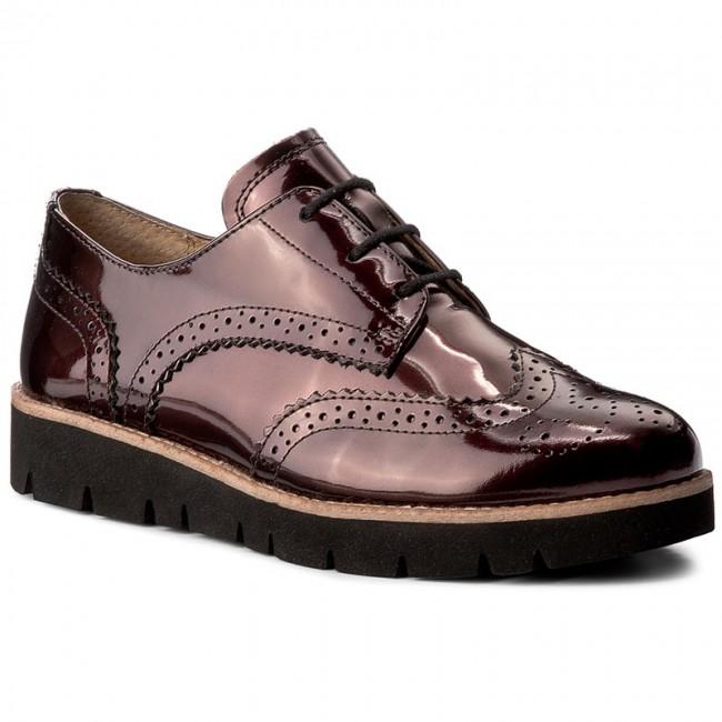 d6c46ea7da Oxford cipők GABOR - 52.568.18 Dark Vino - Oxford - Félcipő - Női ...