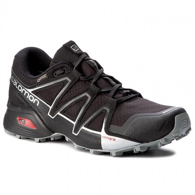 Cipők SALOMON - Speedcross Vario 2 Gtx GORE-TEX 398468 29 V0 Phantom Black 145d78d9aa