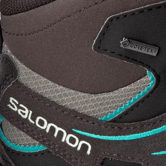 Bakancs SALOMON - Ellipse 2 Mid Ltr Gtx W GORE-TEX 394735 25 V0 Phantom e604d9b02a