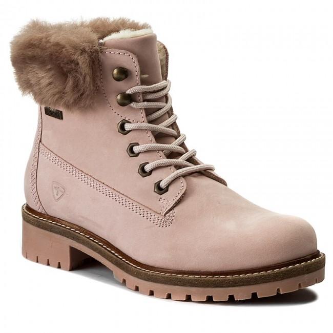 Bakancs TAMARIS - 1-26244-29 Lt.Pink Fur 576 - Bakancsok - Csizmák ... 60844df95f