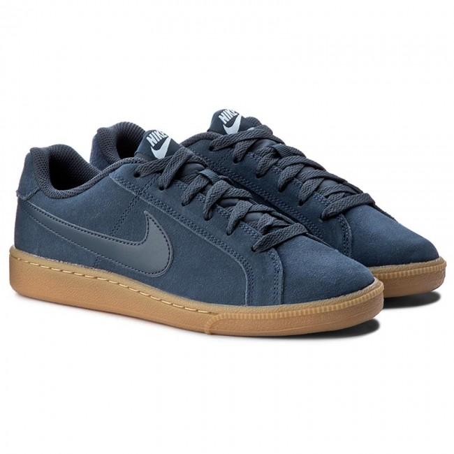 Cipők NIKE - Wmns Nike Court Royale Suede 916795 400 Armory Navy - Sneakers  - Félcipő - Női - www.ecipo.hu 08f79b008b