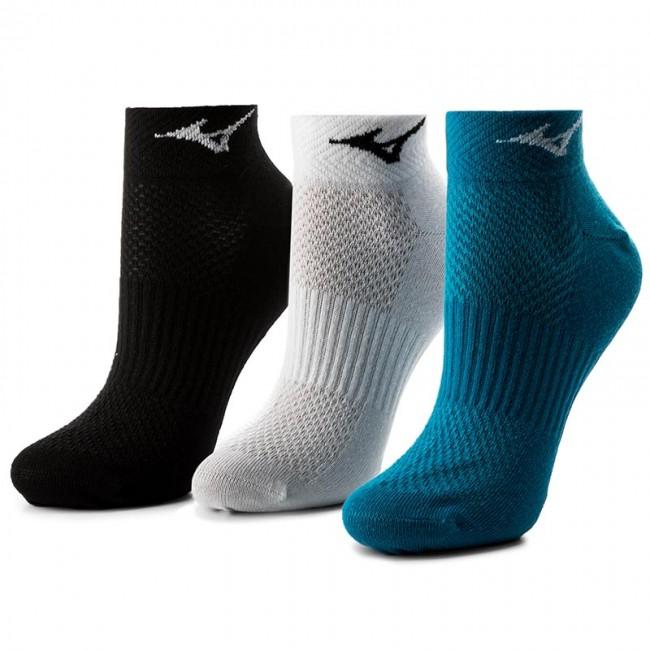 11b921d8c76d Három pár rövid férfi zokni MIZUNO - Training Mid 3P 67UU950 Atomic  Blue/White 26