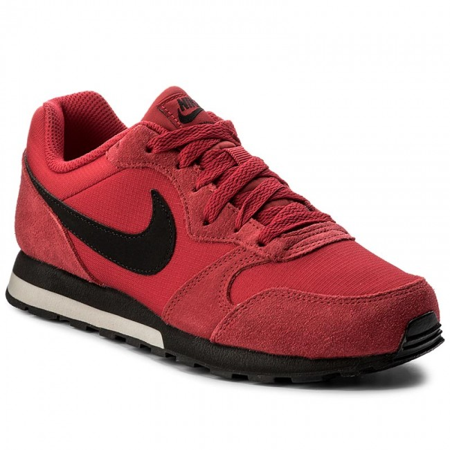f1b4e2fcda6c3 Cipők NIKE - Md Runner 2 (GS) 807316 603 Gym Red Black Cobblestone ...