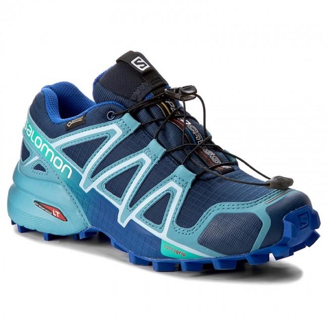 Cipő SALOMON - Speedcross 4 Gtx W GORE-TEX 383082 20 G0 Blue Depth ... 01e4ffcc0c