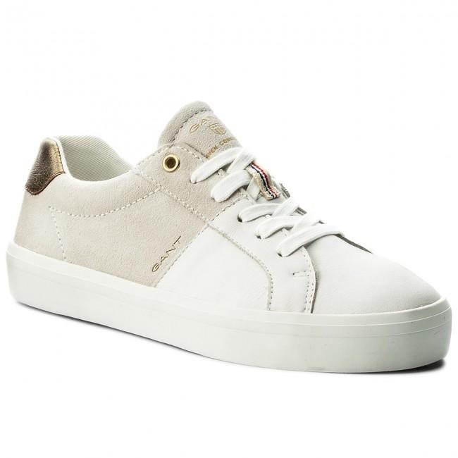 Sportcipő GANT - Mary 16531445 Bright Wht. Cream G295 - Sneakers ... 341b3542d4