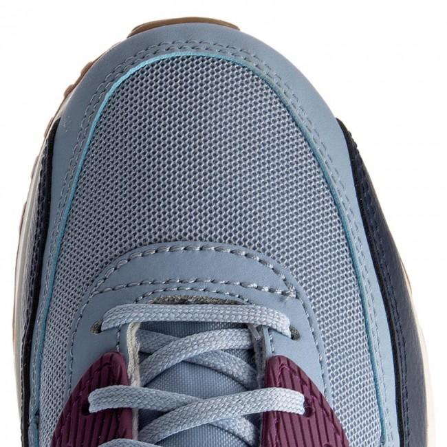 Cipő NIKE Wmns Air Max 90 Essential 616730 403 Blue GreyBright Grape
