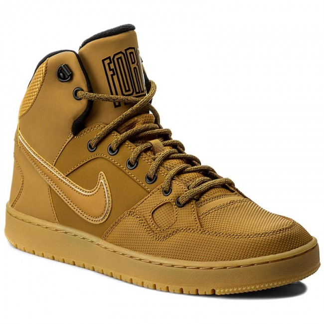 Cipő NIKE - Son Of Force Mid Winter 807242 770 Wheat Wheat Black ... 8d34a1cc80