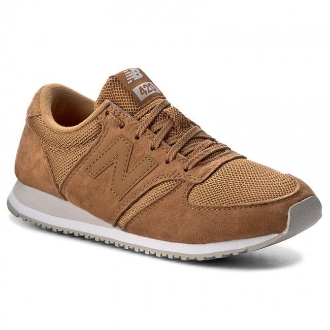 Sportcipő NEW BALANCE - U420LBR Barna - Sneakers - Félcipő - Női ... c55874c3ff