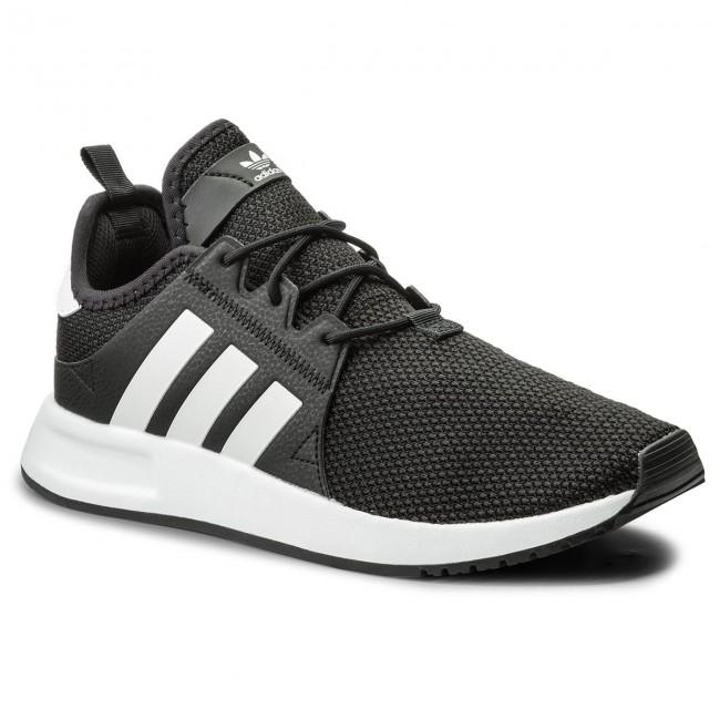 124340f6b6 Cipő adidas - X_Plr CQ2405 Cblack/Ftwwht/Cblack - Sneakers - Félcipő ...