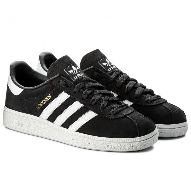 Cipő adidas - Munchen CQ2322 Carbon/Ftwwht/Goldmt - Sneakers - Félcipő - Női 3FQZT