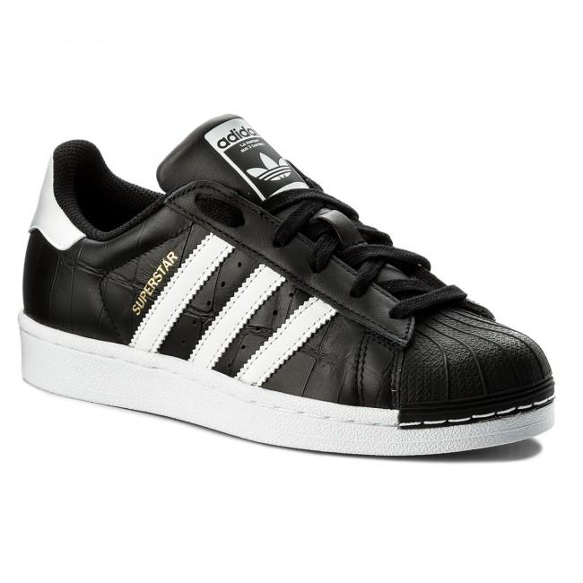 Cipő adidas - Superstar AC8557 Cblack Ftwwht Ftwwht - Sneakers ... fcf376bbaa