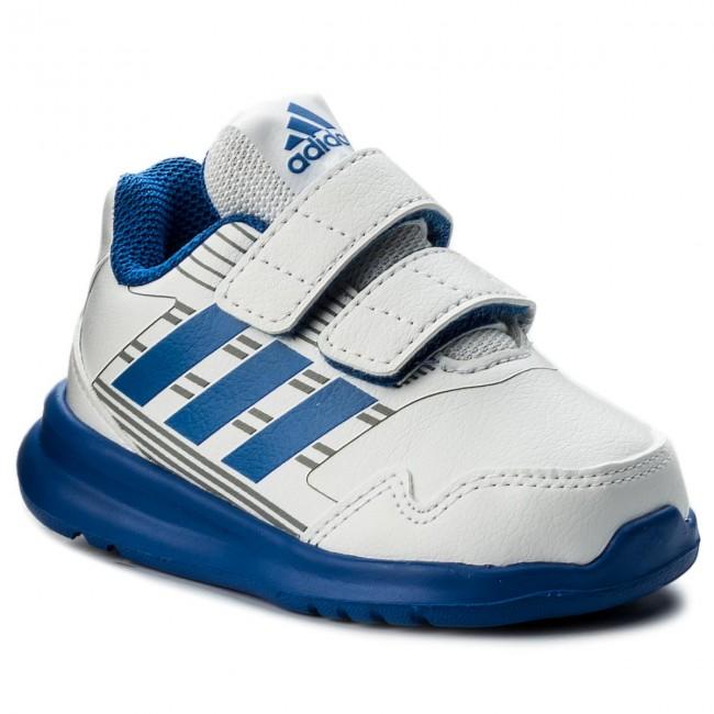 Cipő adidas - AltaRun Cf I BA9413 Ftwwht Blue Midgre - Tépőzáras ... 3387772b0a