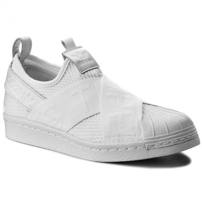 c53cc84a4e Cipő adidas - Superstar SlipOn W CQ2381 Ftwwht/Ftwwht/Cblack ...