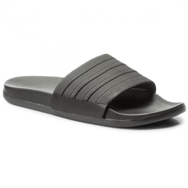 56ad88e8da Papucs adidas - adilette CF+ Mono S82137 Cblack/Cblack - Papucsok ...