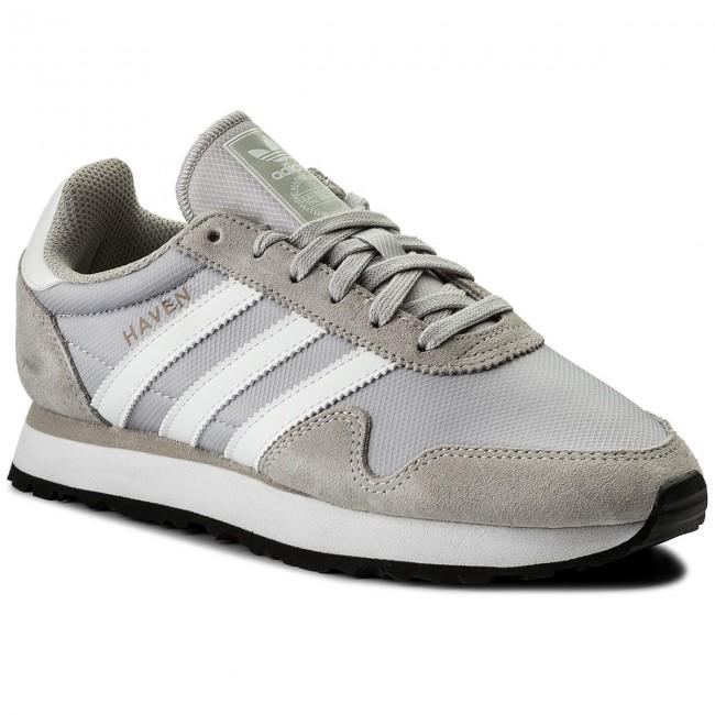 Cipő Félcipő Lsogrfwwhtcgrani Bb2738 Adidas Haven Sneakers 7ygf6b