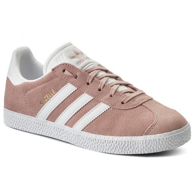 efb407a94edb5 Cipő adidas - Gazelle J BY9544 Icepnk Ftwwht Goldmt - Sneakers ...