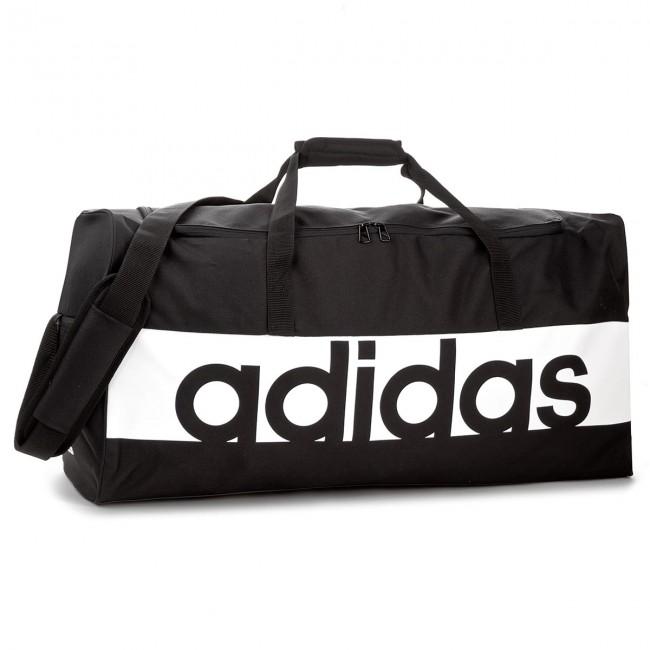 01247e82e324 Táska adidas - Lin Per Tb L S99964 Black/White/White - Utazási ...